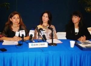 Kitzia Morales, Minty Castilla y Erika Mitzunaga