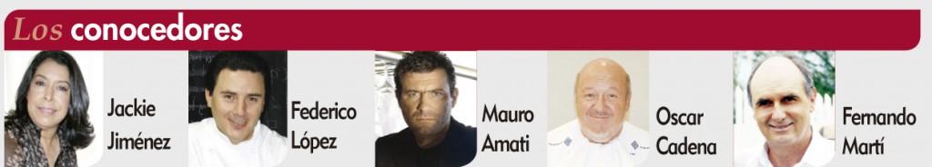 """jackie jiménez"" ""Federico López"" ""Mauro Amati"" ""Oscar Cadena"" ""Fernando Martí"""