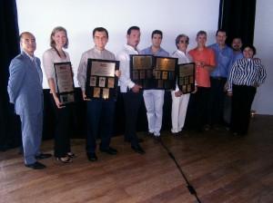 Los premios Gold Crown de la RCI obtenidos por el grupo turístico