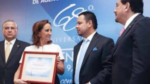Claudia Ruiz Massieu, Julio César Castañeda Carreón, Jorge Hernández Delgado.