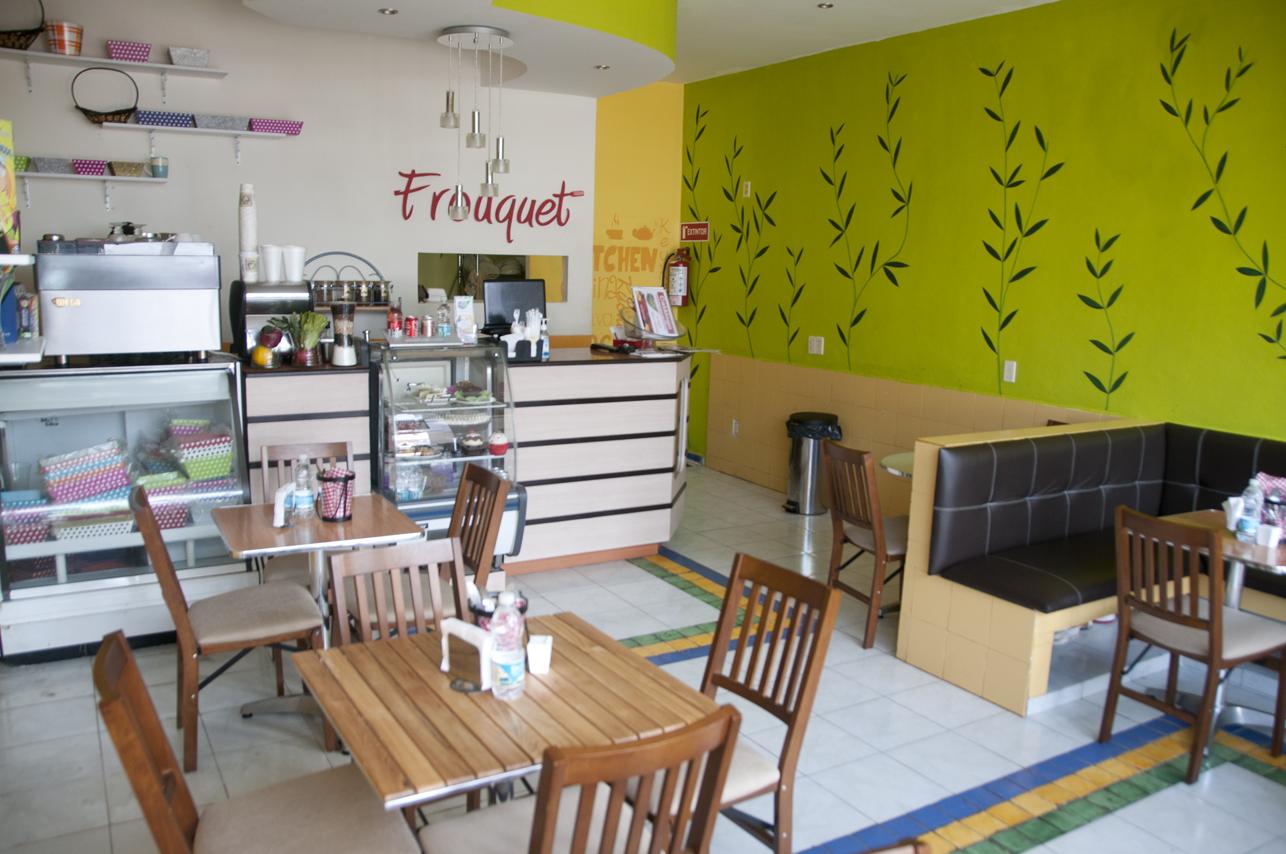 Latitud 21 Frouquet Arreglos Frutales Restaurante