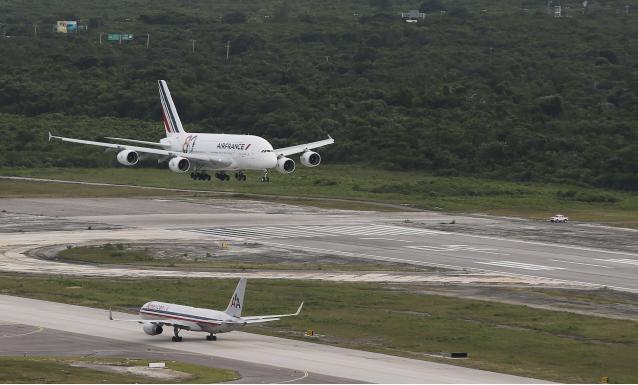 Asur cancun A380 Air France