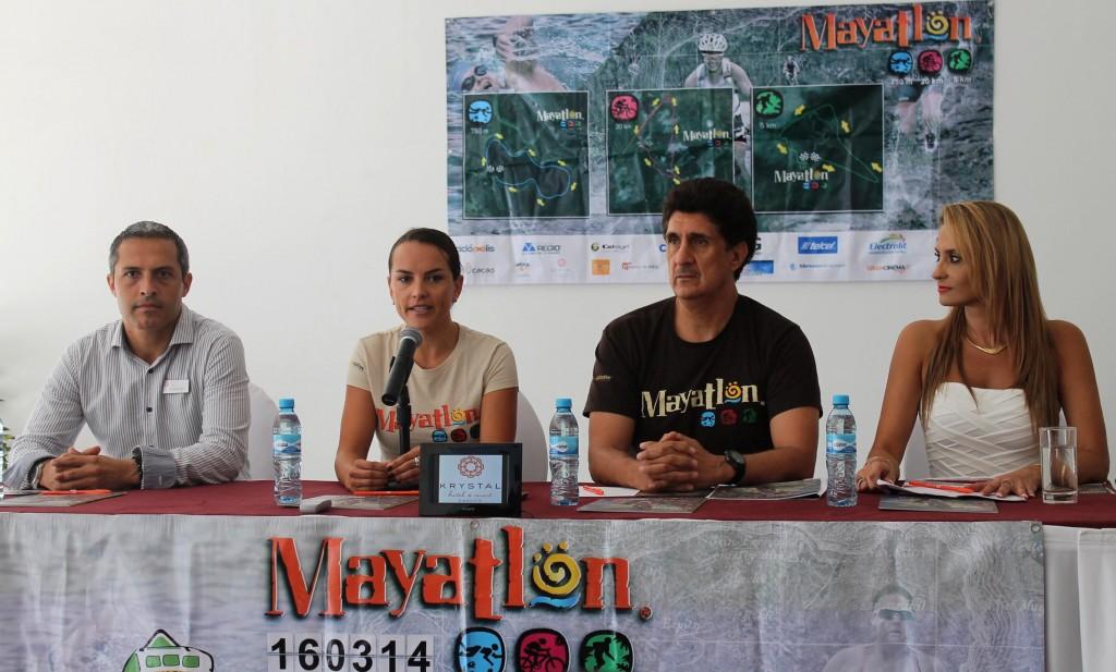 Vicente Pulito,Nathalie Leño, Eduardo Garabito,Fabiola Durán