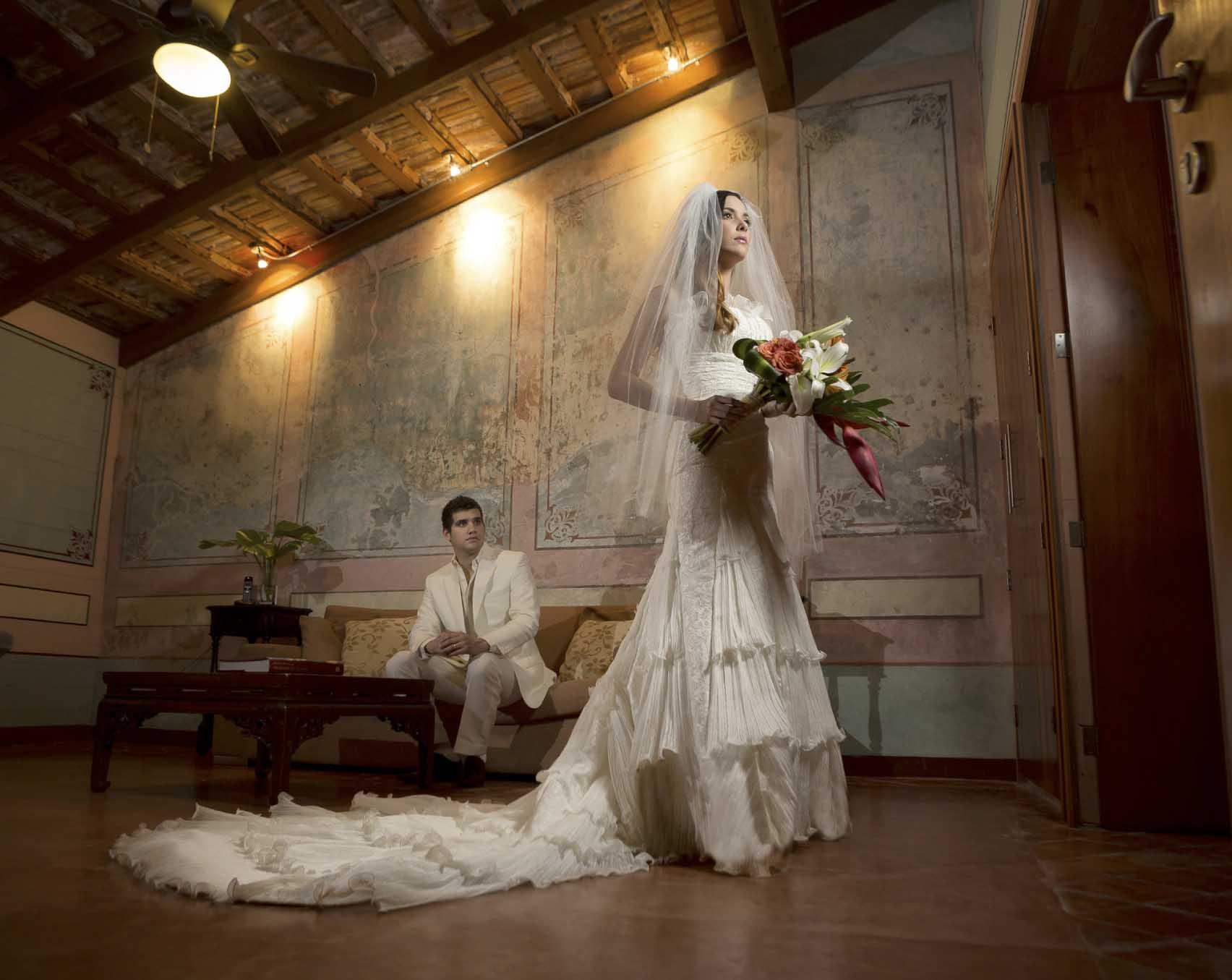 gastronomía, bellezas naturales y atractivos culturales, sino que empieza a despuntar como sitio de atracción para bodas y romance.