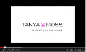 Tanya Moss, Diseñadora y Directora Comercial