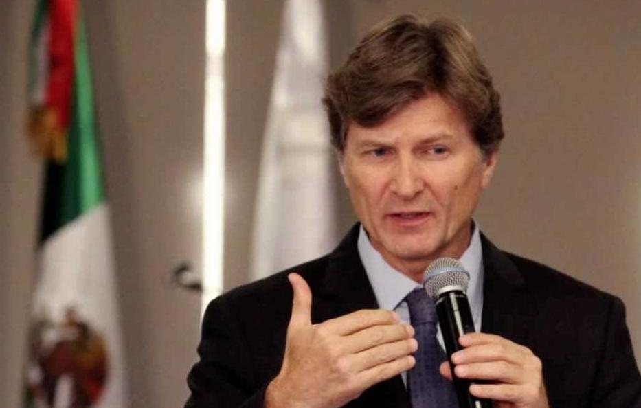 Enrique de la Madrid Cordero nuevo Secretario de Turismo